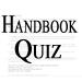 Handbook Quiz