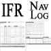 IFR Nav Log