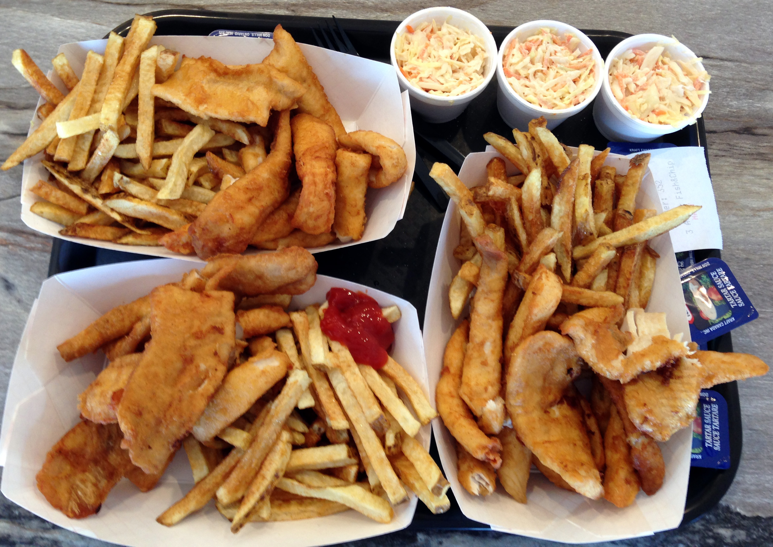 Fish and Chips Good