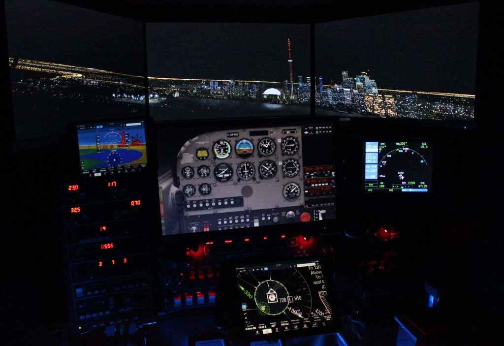 Flight Simulator - Owen Sound Flight Services